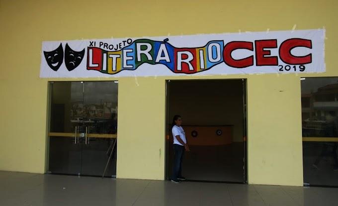 Cruz das Almas: Centro Educacional Cruzalmense promove a XI Projeto Literário