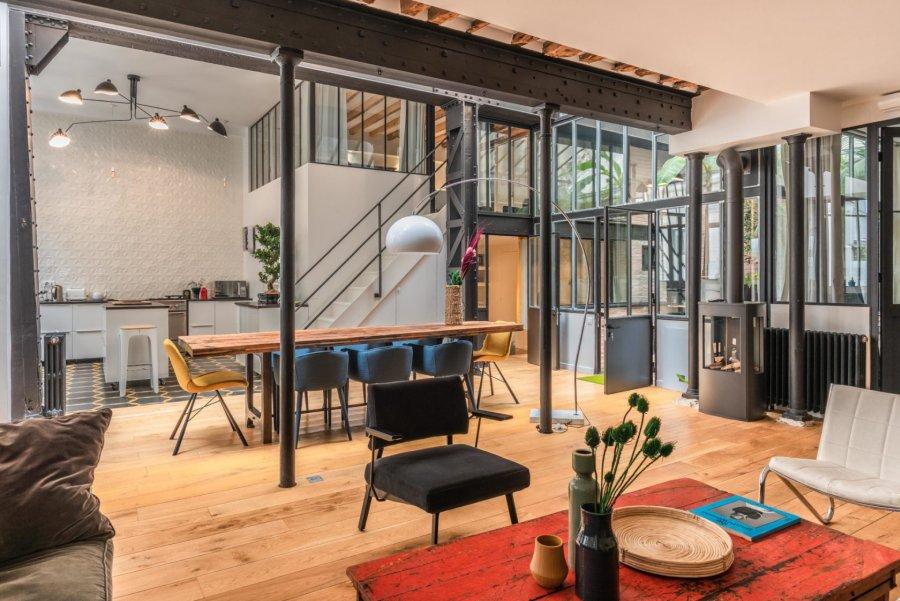 Loft in stile industriale nella città di Parigi