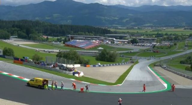 Sirkuit Red Bull Ring Austria