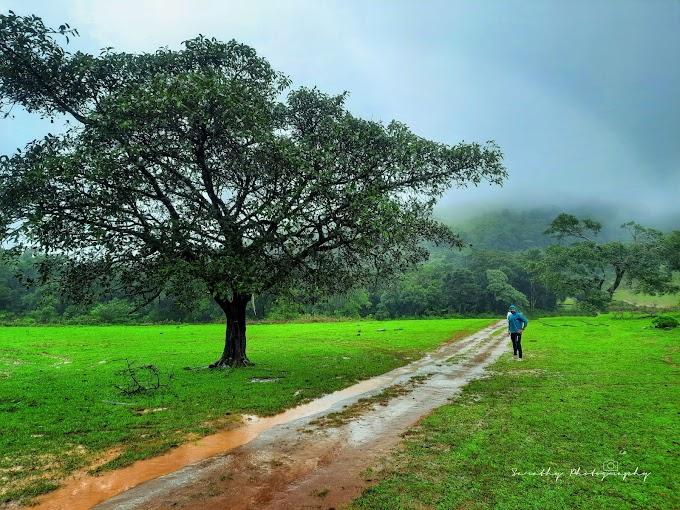 Monsoon drive to Hosahalli Gudda and Guddada Rangaswamy betta
