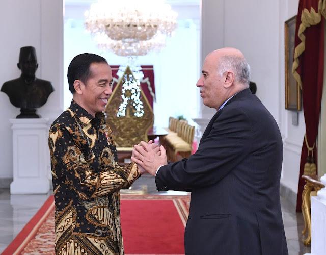 Jokowi: Asian Games Energi Baru Perjuangan Palestina