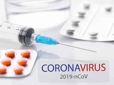 coronavirus drug trails,