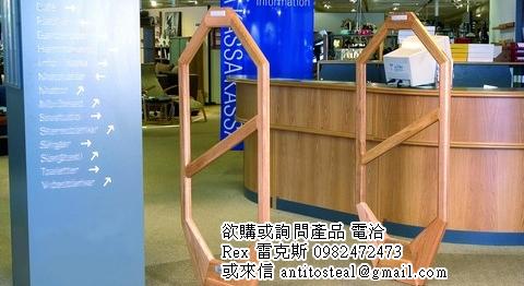 圖書安全系統,library security gate,3m