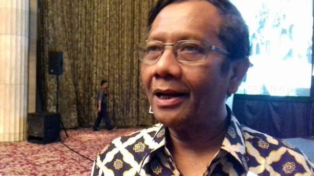 Jusuf Kalla Tanya Cara Kritik Tak Dipolisikan, Mahfud MD Bilang Begini