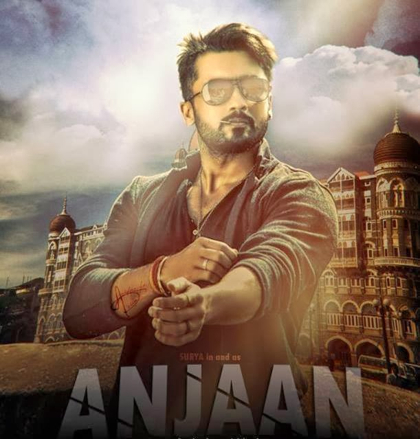 Anjaan (2014) Fans Made FirstLook Posters In HD