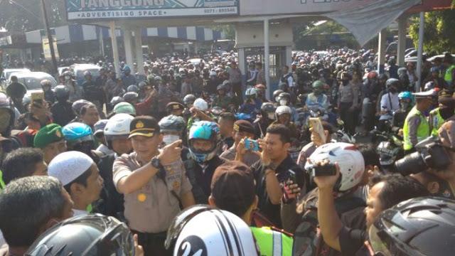 Hadang Aksi Damai di Magelang Citra Polisi Makin Buruk dimata Rakyat