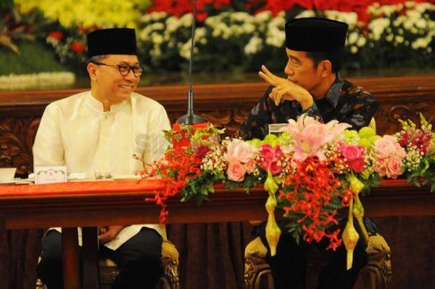 Gabung Koalisi Pemerintah, PAN Dapat Jatah Apa?