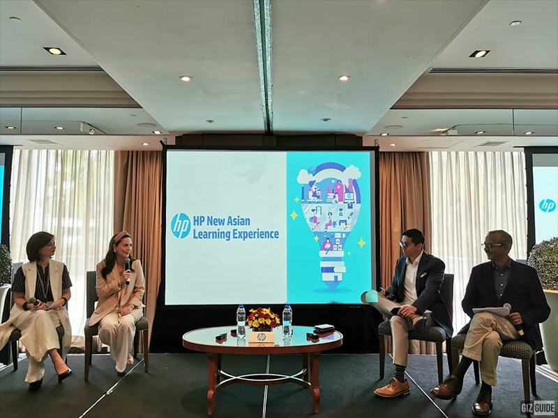 """HP helps Filipino parents in """"future-proofing"""" their children's learning"""