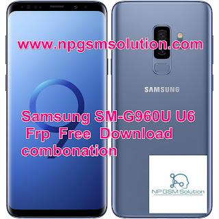 samsung sm-g960u  u6 Frp Solution