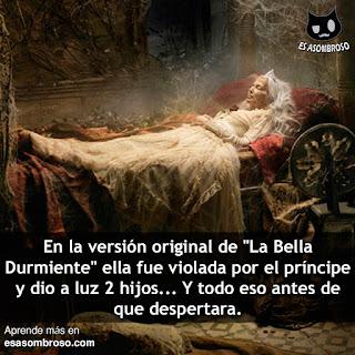 """La Historia Original de """"La Bella Durmiente"""" (ASOMBROSO)"""