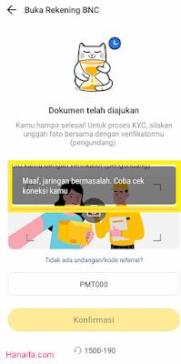 Cara Mengatasi Gagal Upload Foto Pengundang Neo+ Plus Tulisan Maaf Jaringan Bermasalah Coba Cek Koneksi Kamu