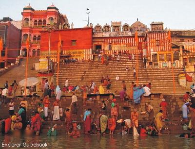 Tradisi dan fakta menarik tentang sungai Gangga India