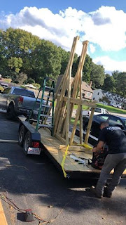 Heavyweight Trebuchet gets loaded up to come to 10th VTPC