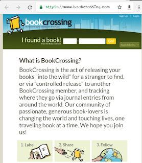 book-crossing