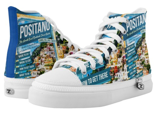 POSITANO LIMITED EDITION SNEAKERS