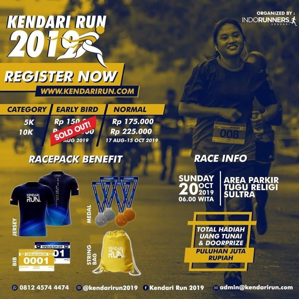 Kendari Run • 2019