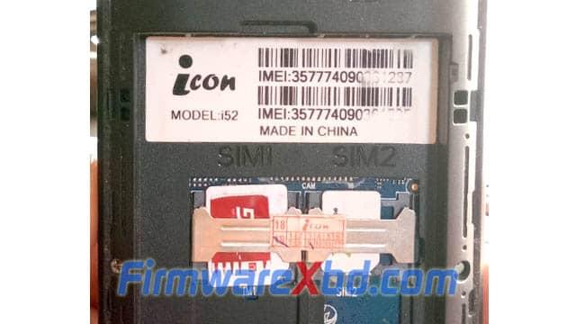 Icon i52 lash File Download