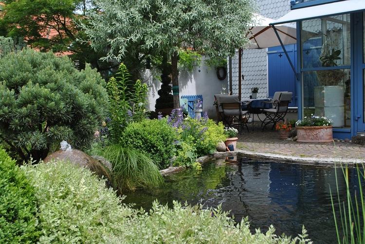 preivater Garten - schöne Bildr