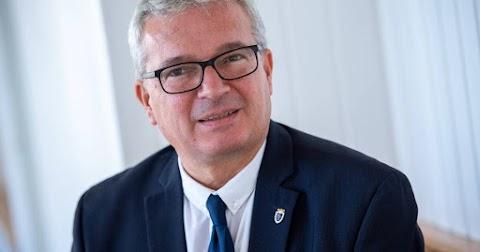Balogh László Nagykanizsa polgármestere