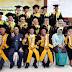 34 Mahasiswa Jurusan Ilmu Administrasi Negara dan Ilmu Komunikasi Stisipol P12 Diwisuda