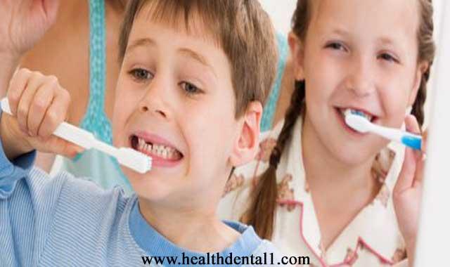 اهم النصائح والارشادات للعناية بأسنان الاطفال