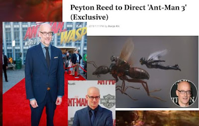 Peyton Reed, Director, Ant-Man 3, Filming