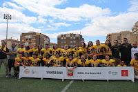 FÚTBOL AMERICANO - Las Valencia Firebats llegaron a la LNFA Femenina para levantar su primer título y derrocar a las Barberà Rookies