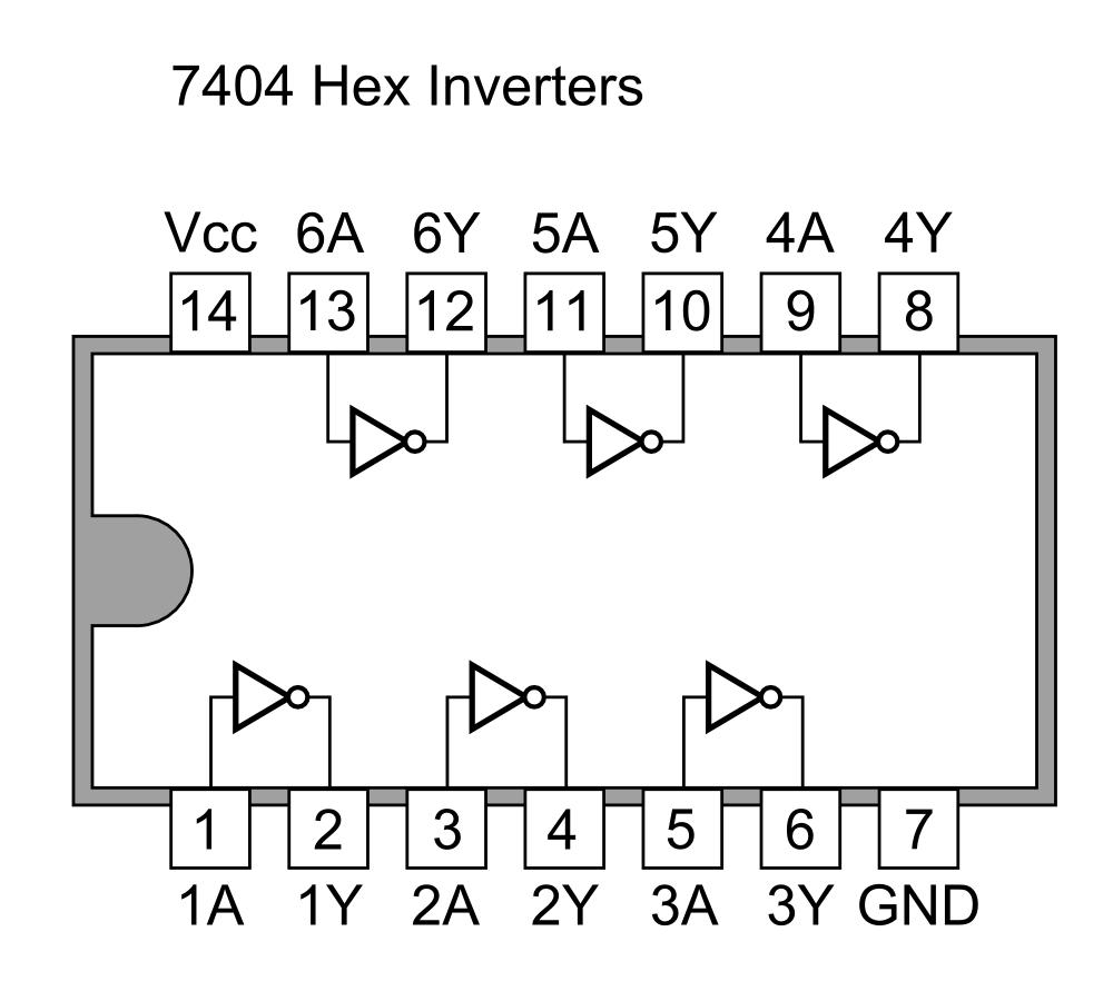 Datasheet IC Logic Often Used ~ ELECTRONICS SOLUTION