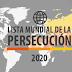 Más de 260 millones de cristianos sufren persecución en medio centenar de países del mundo.
