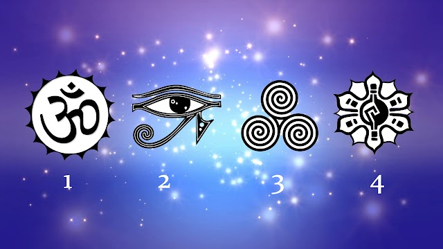 Pick a Spiritual Symbol to Get a Intuitive Reading