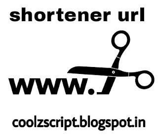 Url shortener php script