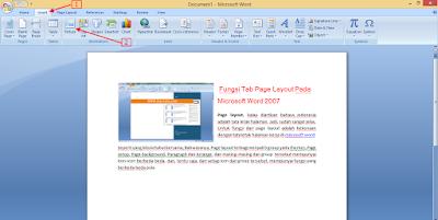 Cara Menyisipkan gambar di Microsoft Office Word