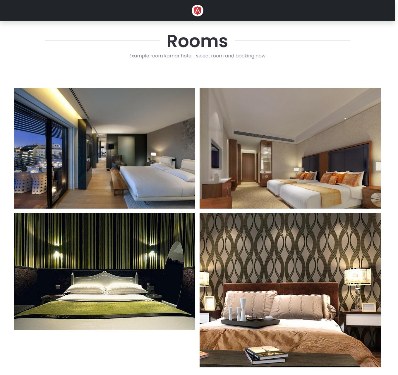 pembuatan website hotel restoran terbaru