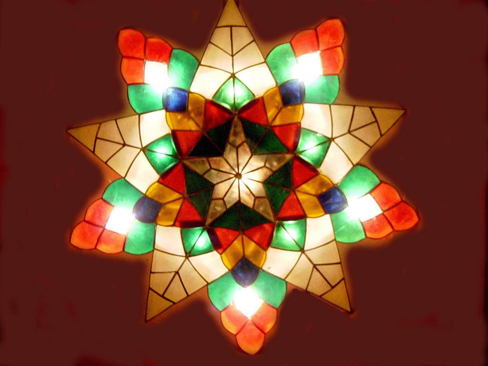 Well Decorated Homes Parol Filipino Christian Lantern My Paradise Philippines