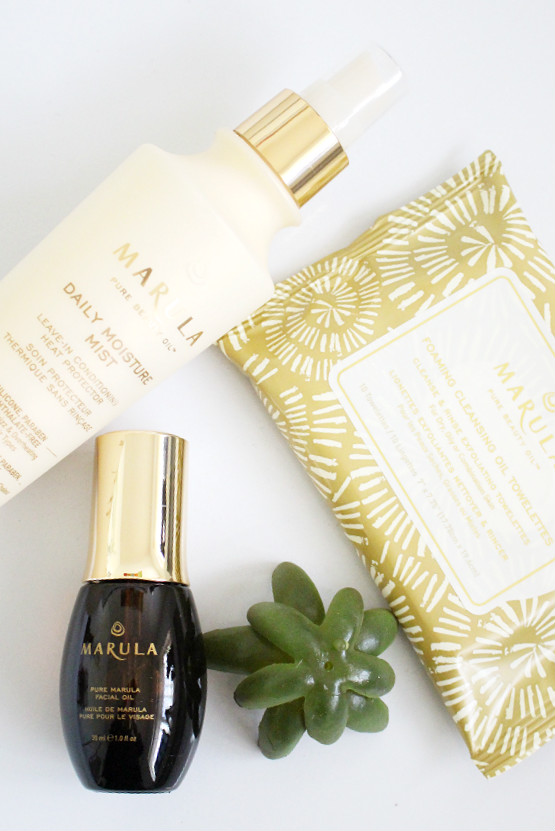 holiday gift ideas, natural beauty, marula pure marula facial oil