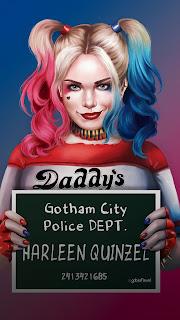 Harley Quinn Girl Mobile HD Wallpaper