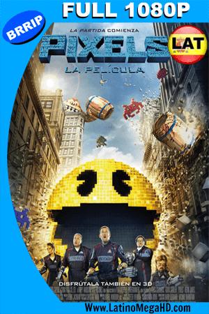 Pixels (2015) Latino Full HD 1080P ()