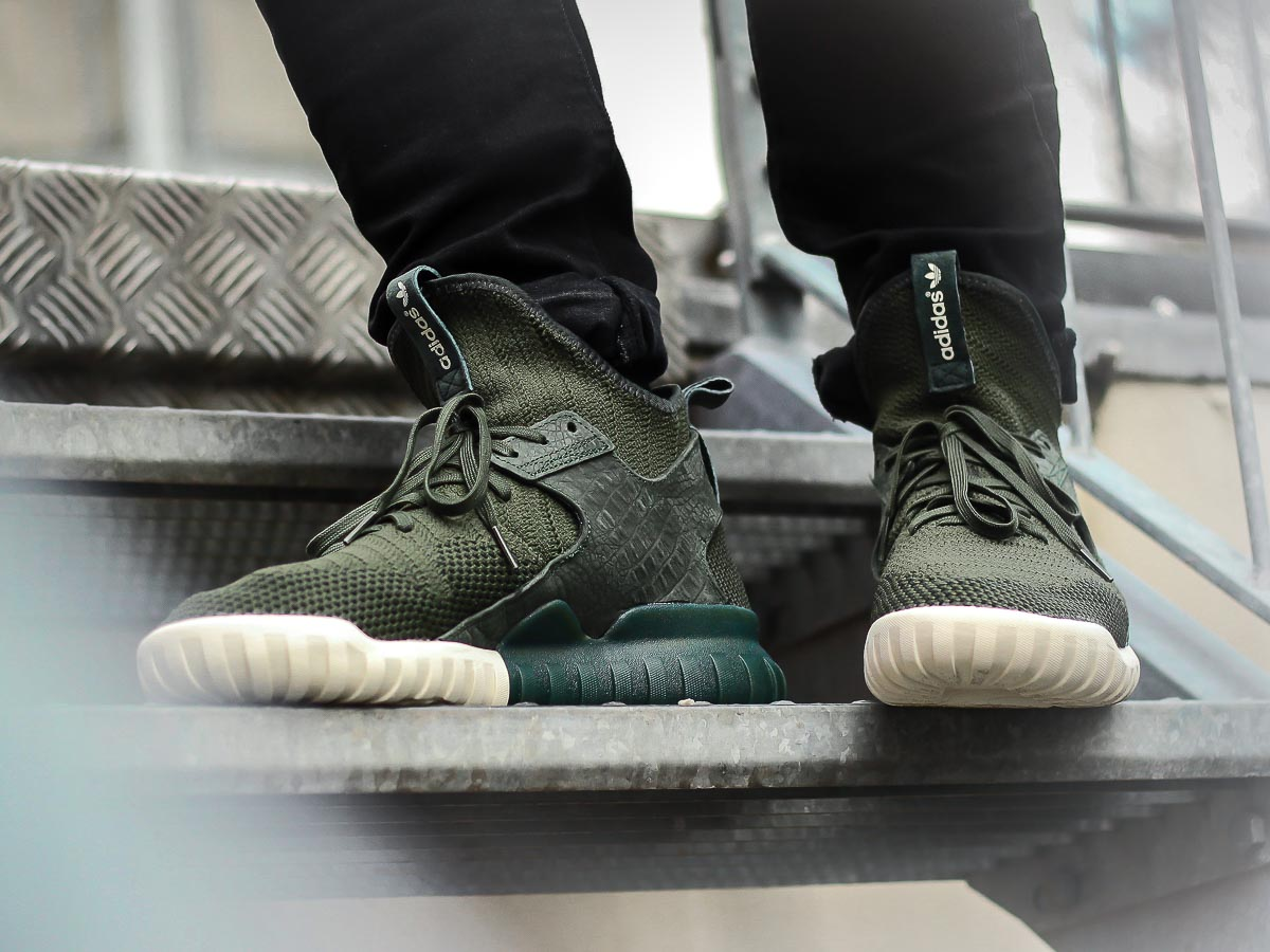 Check Out This Adidas Tubular Runner Weave