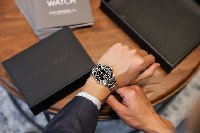 Watchfinder & Co NYC Luxury Watch Showroom: First USA Location Levitate Style