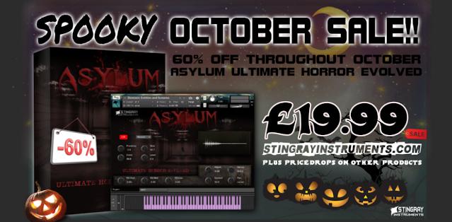 Asylum Stringray Instruments