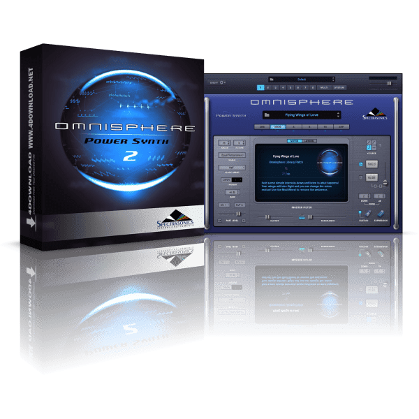 Spectrasonics Omnisphere 2 v2.6.1e Full version