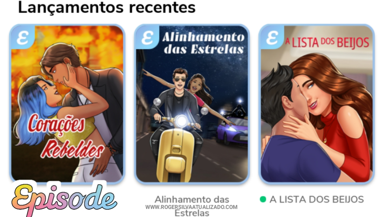 Episode apk mod Diamantes infinitos