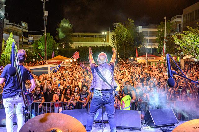 Δήμος Ιλίου: Με λαμπερό φως σε 7 πλατείες γιόρτασε τα 7 χρόνια της η «Λευκή Νύχτα»