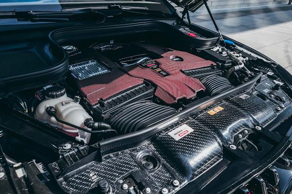 BRABUS Mercedes GLE 63 Rocket Edition é o SUV de rua mais rápido do mundo