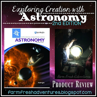 Apologia Astronomy 2nd Edition Curriculum Review