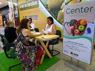 Center Shopping Rio realiza 'Semana da Saúde e Bem-estar'