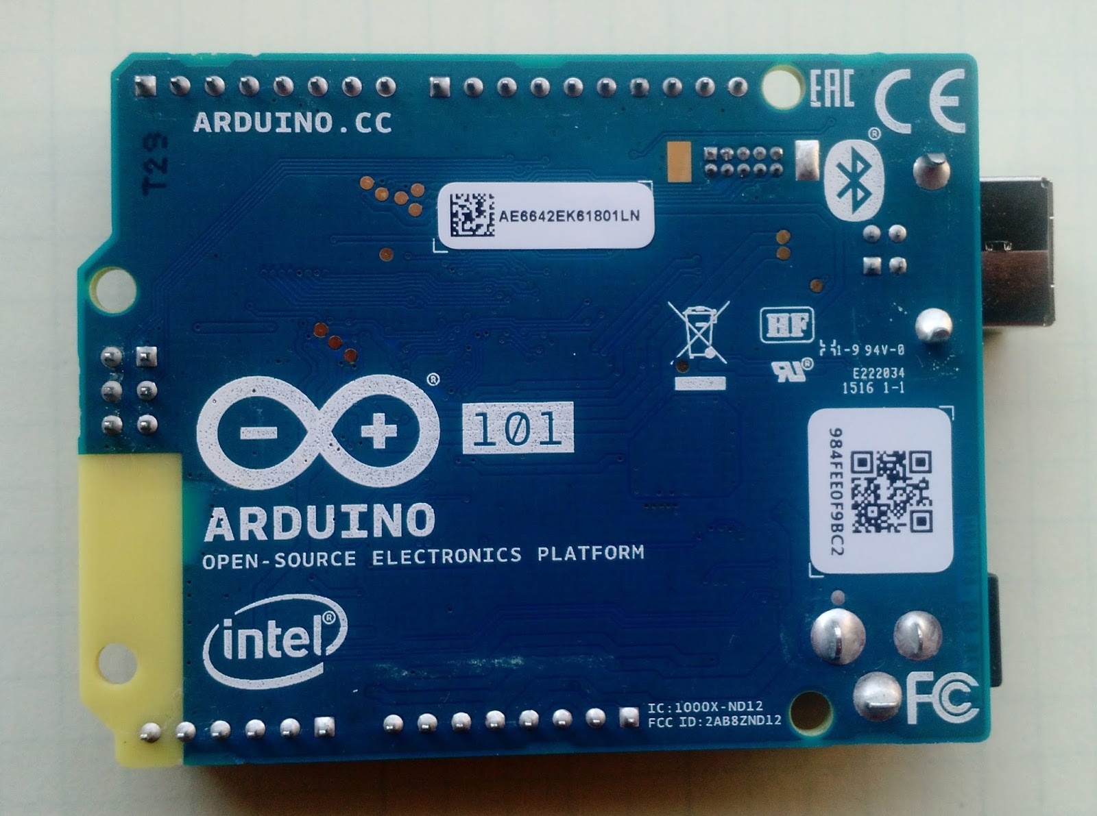 Projects from tech arduino an introduction to the