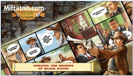 Game Shooter Android Offline Seru Black Water MOD APK