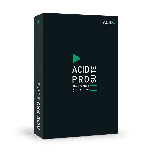 MAGIX ACID Pro Suite 10 v10.0.3.24 Full version