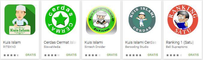 aplikasi anak Islam android